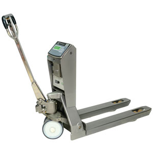 Liftmate LM/WSSS Stainless Steel Weighing Pallet Trucks