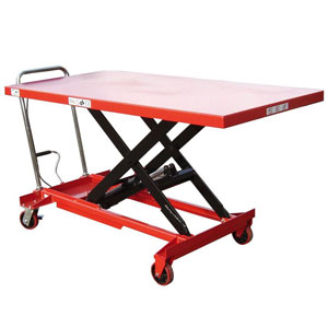 Liftmate Single Manual Scissor Lift Tables