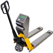 Liftmate LM/WSEX/Z - ATEX Weighing Pallet Trucks