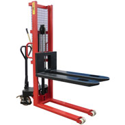 Liftmate VVR Heavy Duty Manual Pallet Stackers
