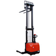 Liftmate LSS 1400kg Fully Powered Straddle Pallet Stackers