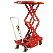Liftmate ESL Electric Double Scissor Lift Tables