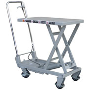 Liftmate BSL Aluminium Mobile Scissor Lift Table