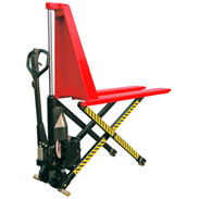 Lift Mate Electric High Lift Pallet Truck 1T