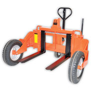 Warrior Rough Terrain Pallet Truck 1.2T