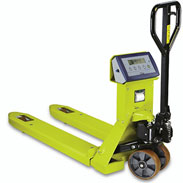 Pramac Hand Pallet Truck with Scales