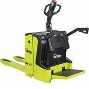 Pramac QX20P Electric Pallet Trucks with Platform